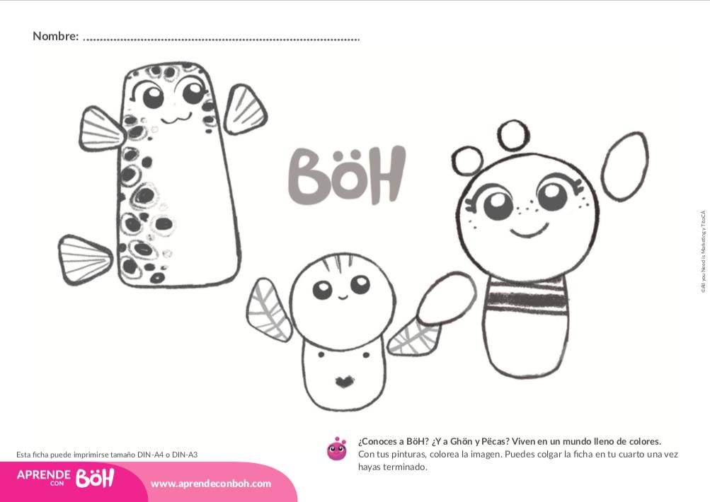 Actividad 1 de Aprende con BöH
