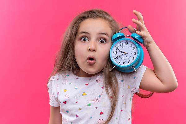 Imagen post explicar las horas